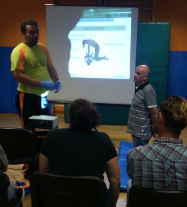 MMAS Servicios Sanitarios imparte formación en el área de la salud