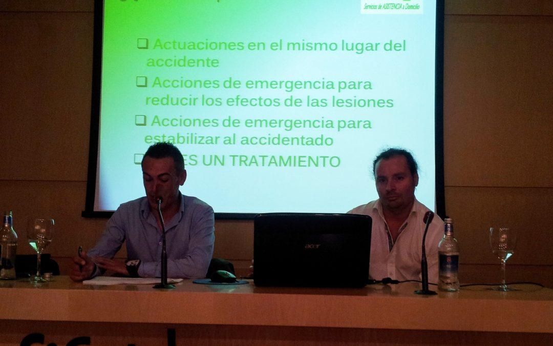 MMAS Servicios Sanitarios realiza charlas sobre el cuidado de mayores y personas dependientes