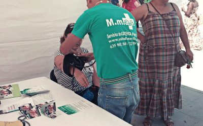 Asistencia SaludTenerife SL participa en actividades locales relacionadas con la salud